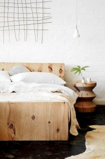 Minimalist Wooden Furniture Design for 2019 Part 31