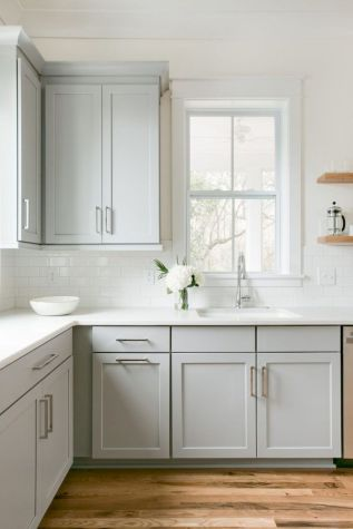 Neutral Color Kitchen ideas in Beautiful Classic Moods Part 37