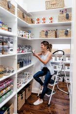 Pantry Kitchen Organization Ideas for Small Kitchens Part 15