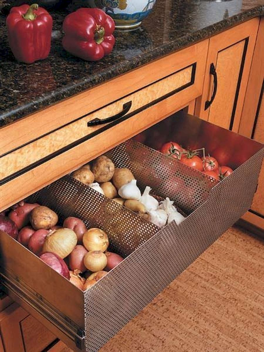 Pantry Kitchen Organization Ideas for Small Kitchens Part 24