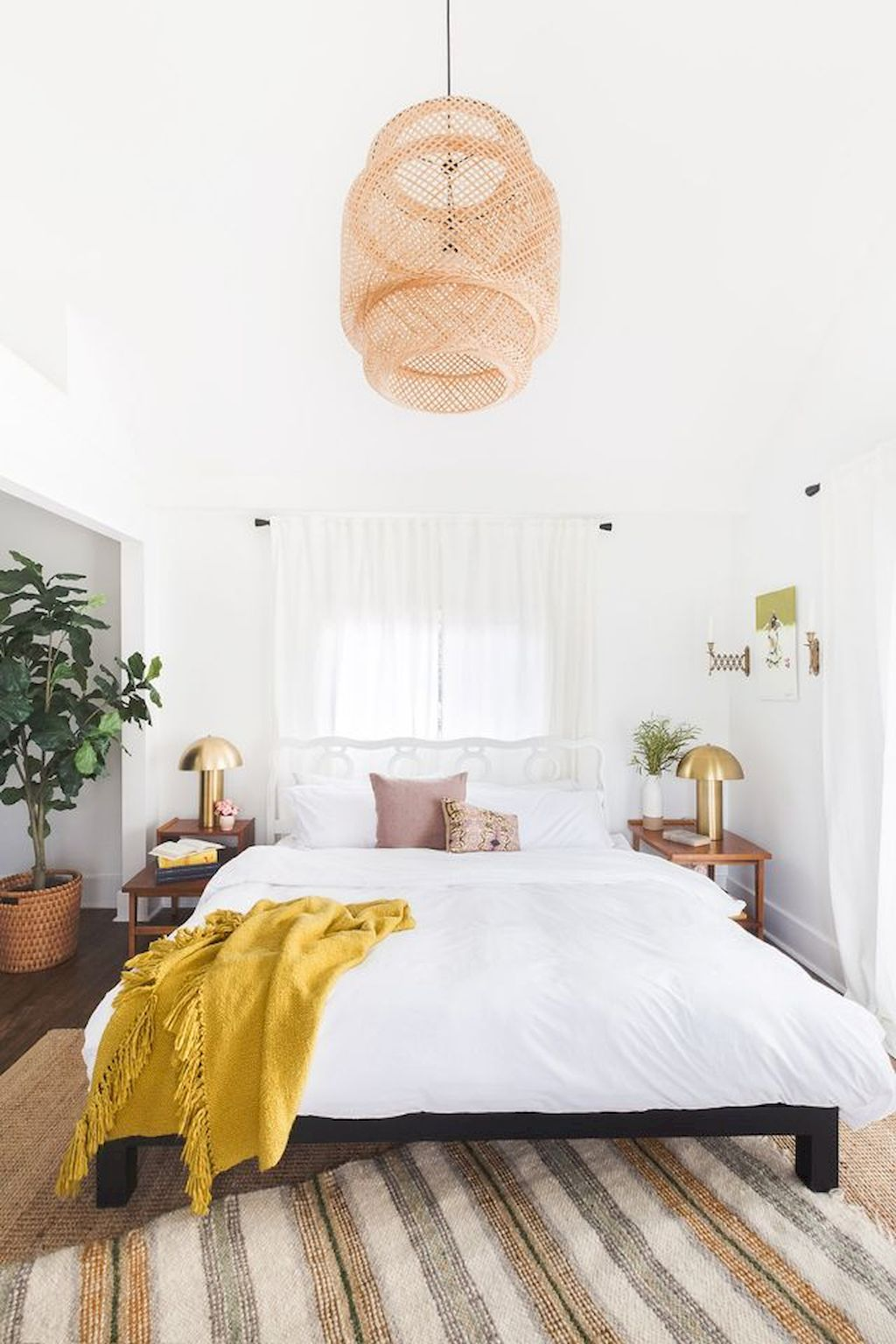 Simple Small Bedroom Ideas with Really Cozy Desorations ...