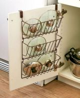Small Kitchen Organization Ideas with Inspiring Hidden Storage Concept to Make Kitchen Look Neater Part 54