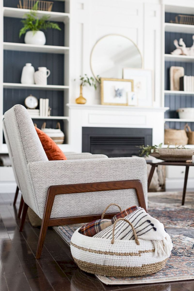 Warm and Comfort Living Room with affordable Decorating Concept Part 11