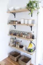 White Kitchen Pantry Organization in Practical Steps Part 42