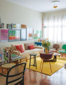 Amazing ideas of cushions as beautiful decoration to enhance living room refreshing atmosphere Part 14