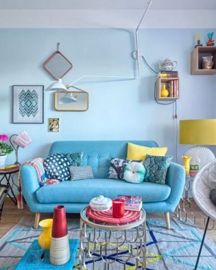 Amazing ideas of cushions as beautiful decoration to enhance living room refreshing atmosphere Part 6