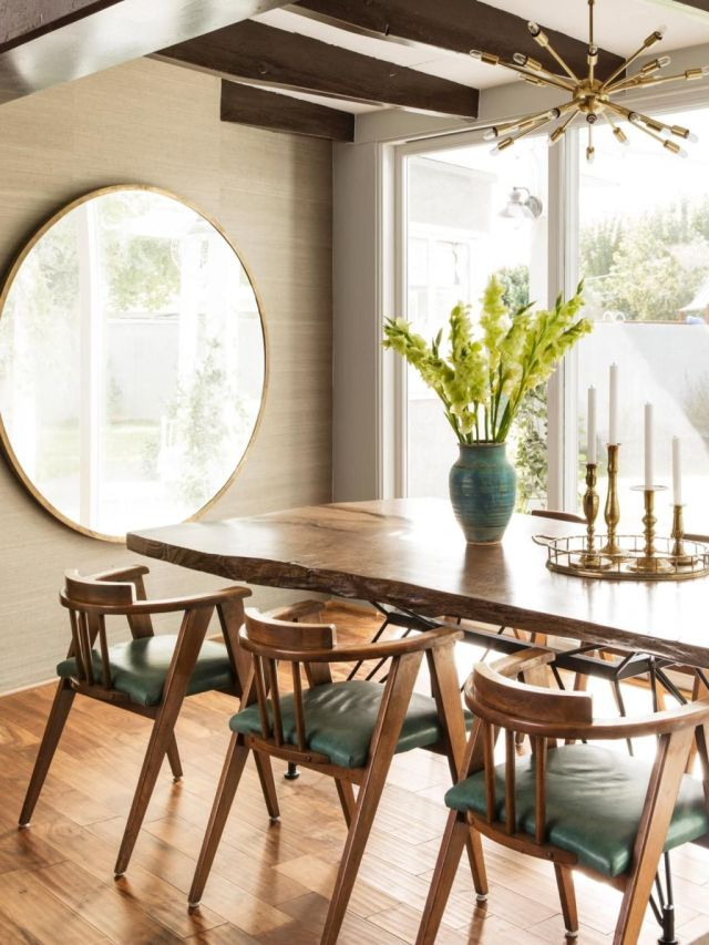 Amazing ideas of liveedge dining tables with more inspiration to liven up the dining rooms friendly and refreshing vibes Part 18