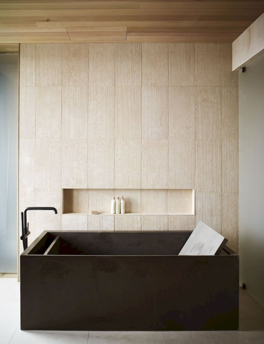 Artsy bathtub ideas for classy bathroom designs Part 29