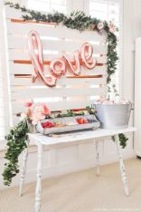 Beautiful Bridal Shower Decoration Ideas during the Valentine Part 13