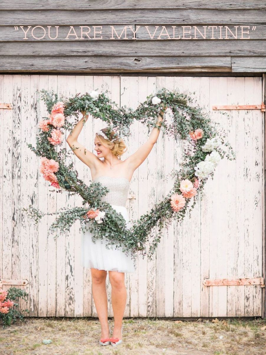 Beautiful Bridal Shower Decoration Ideas during the Valentine Part 21