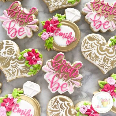 Beautiful Bridal Shower Decoration Ideas during the Valentine Part 25