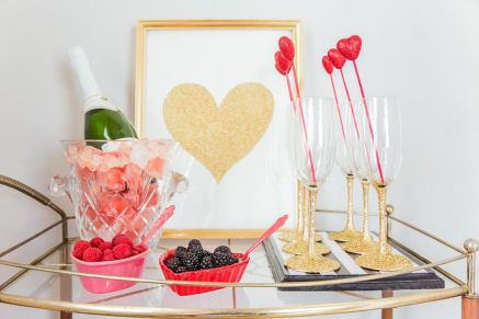 Beautiful Bridal Shower Decoration Ideas during the Valentine Part 3