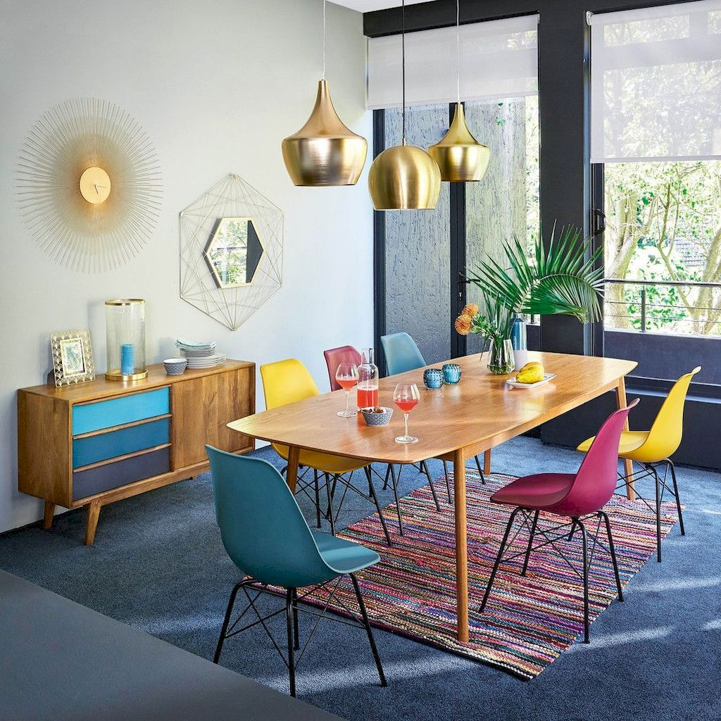 Best Blue Yellow Colors Mixing that Sparks Cheerful Interior Mood Part 16