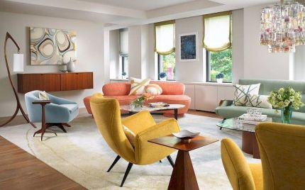 Best Colorful Home Inspirations in Cheerful Decorating Concepts Part 18