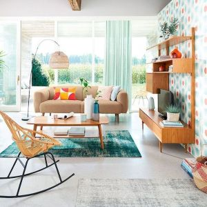 Best Colorful Home Inspirations in Cheerful Decorating Concepts Part 27
