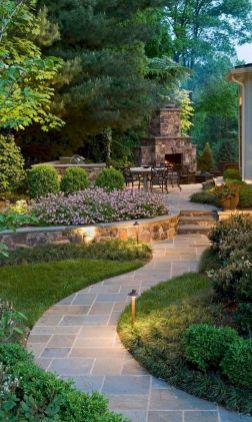 Best walk ways for gardens and outdoor spaces with inspiring paving designs Part 13