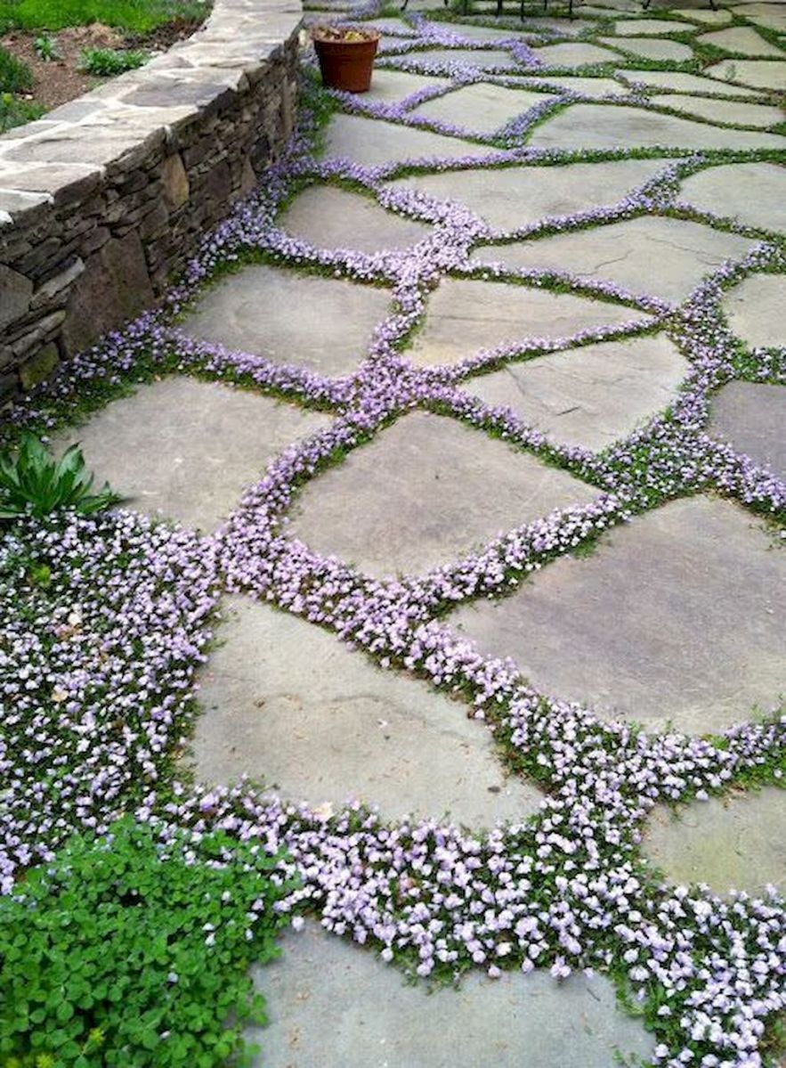 Best walk ways for gardens and outdoor spaces with inspiring paving designs Part 9