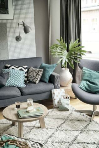 Color Pop Up Ideas for Neutral Colored Home Interior Part 5