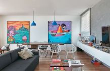 Colorful Home with Amazing Colored Furniture and Accessories Part 3