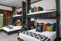 Cool bunk beds design ideas for boys that wonderful as solution for making the most out of a shared space Part 24