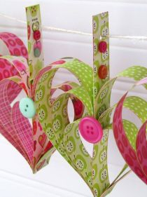 DIY home decoration you can make to celebrate the Valentine with your partner Part 19