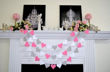 DIY home decoration you can make to celebrate the Valentine with your partner Part 2