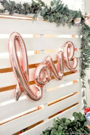 DIY home decoration you can make to celebrate the Valentine with your partner Part 4