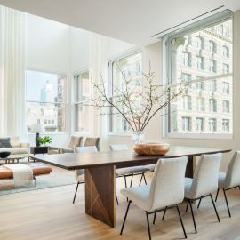Exotic Wooden Table Designs for Modern Traditional Dining Room Part 16