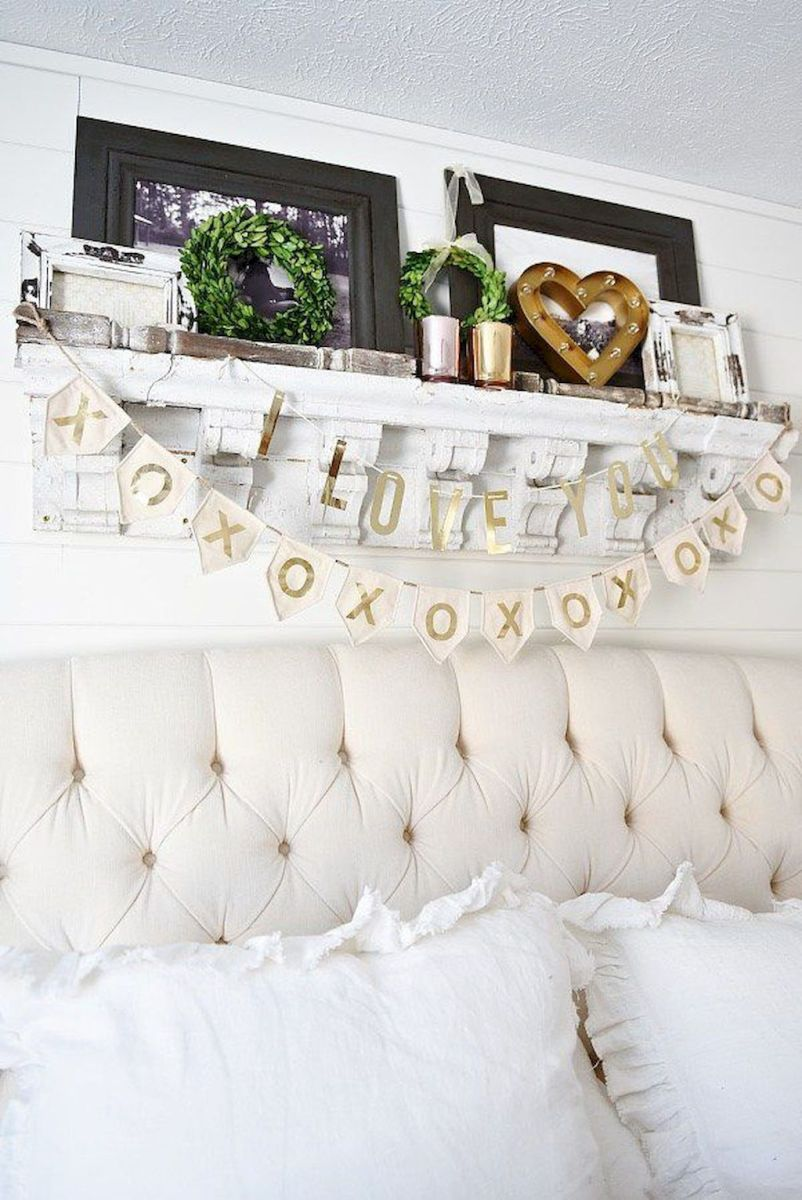 How to make a Valentine surprise for your partner with lovely home decoration Part 7