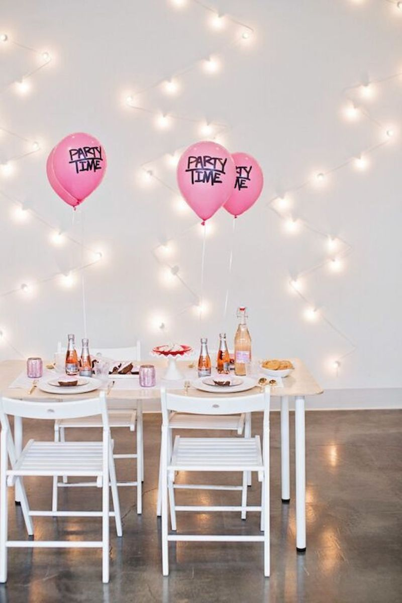 Lovely Table Decoration for Valentine Wedding Theme Part 9