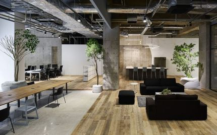 Modern Office Design with Healthy Natural Ideas That Increases Productivity Part 2