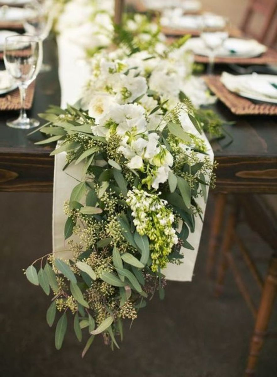 Romantic Spring Wedding Decor from Spring Garden Wedding Inspiration in Pretty Pastel Shades of Peach Blush and Green Part 8