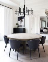 Trending dining chair designs that look so simple but also elegant and comfortable Part 14