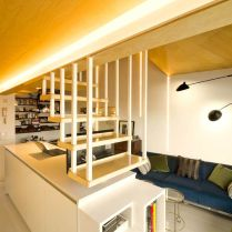 Amazing attic ronovation in madrid MULTIPLYING ARCHITECTURES (III) Duplicated Renovation Idearch Studio (4)