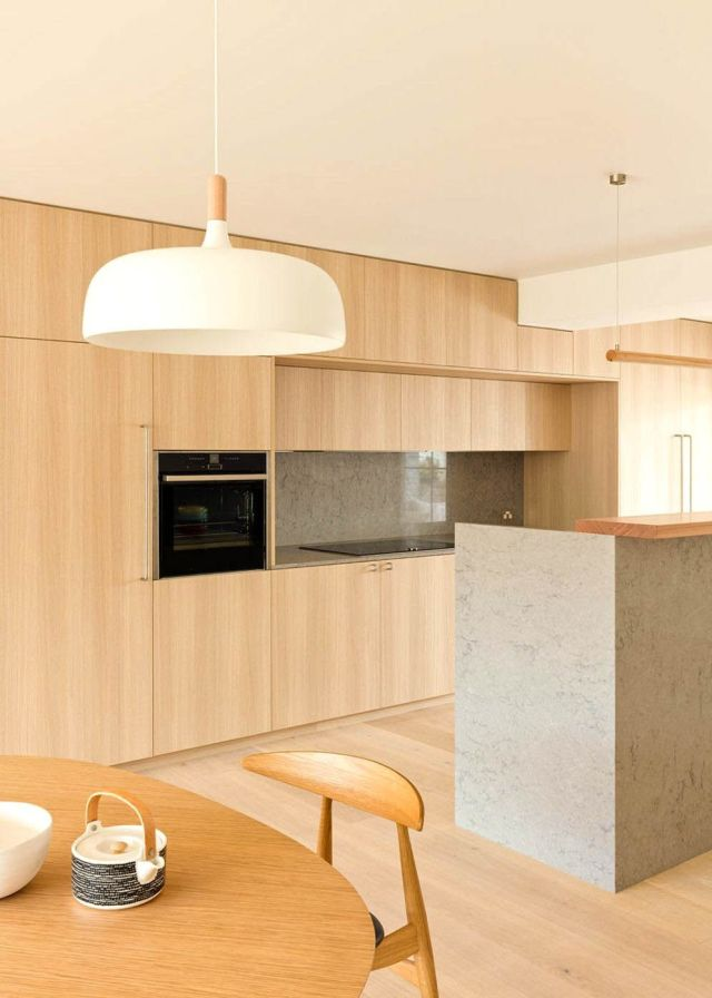 Amazing kitchen style that gives Rozelle Burrow project by Benn and Penna Designs a stylish home core (pic 2)