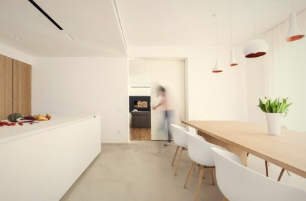 Open space concept in House AB maximizing space in two tones coloring (3)