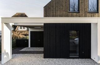 Creative architecture design maximizing outdoor space with open terrace that has unique concept fur multiple occasions (3)