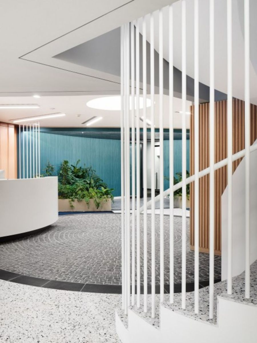 Dynamic office decoration set to push out creativity in increasing workforce environment (10)