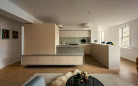 Successful apartment modernization on Bank Street showing off a balanced interior concept with a lively home ambiance (4)