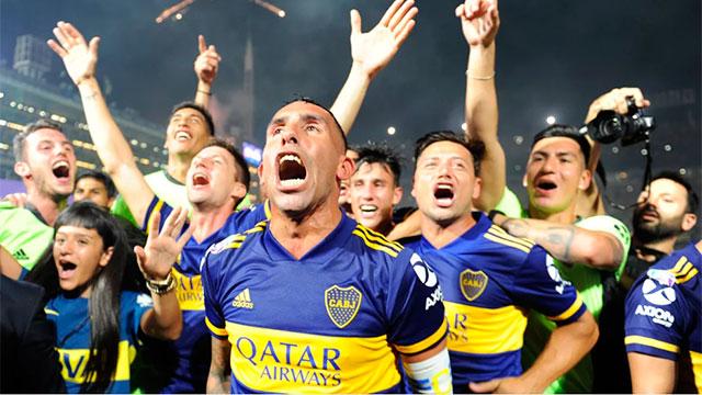 Boca Campeón de la Superliga: Le ganó a Gimnasia 1 a 0 y se ...