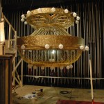 Phantom Of The Opera Chandelier Elon University Design And Production