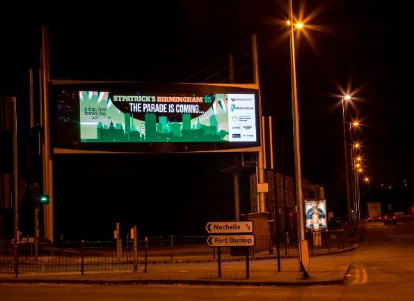 Elonex to Sponsor Birmingham's St Patrick's Festival