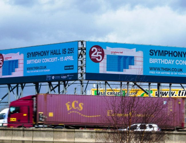Elonex Hits the Right Note as Symphony Hall Celebrates 25th Birthday