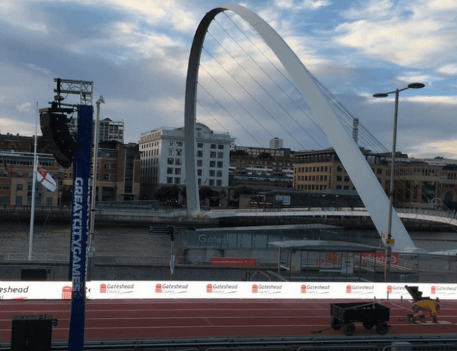 Elonex Digital Visual Technology Set To Light Up The Great North CityGames