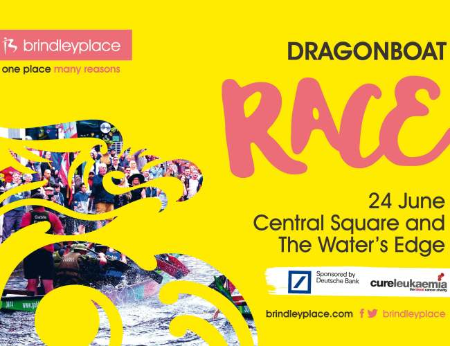 Big Screen Advertising Promised to Top Dragonboat Fundraisers