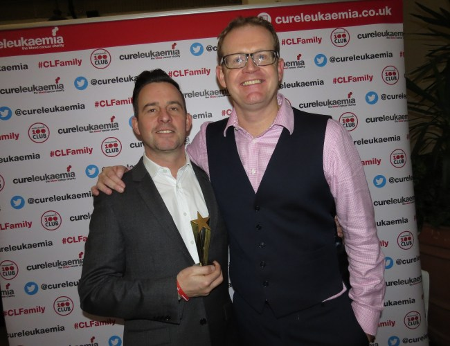 Cure Leukaemia Champions Awards