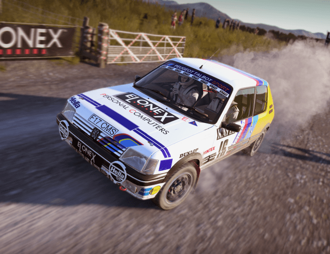 WIN a Copy of DiRT4!
