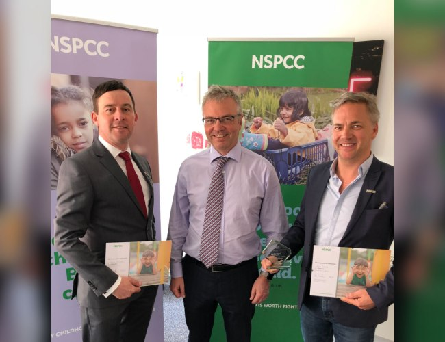 Elonex Announced as Patrons of the NSPCC