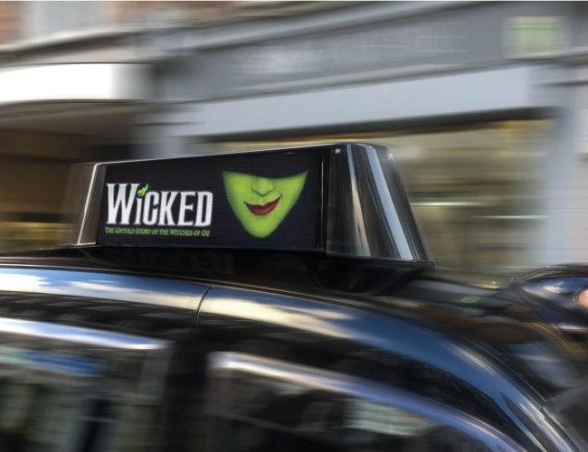 Digital Taxi Tops Take a Ride in Birmingham!