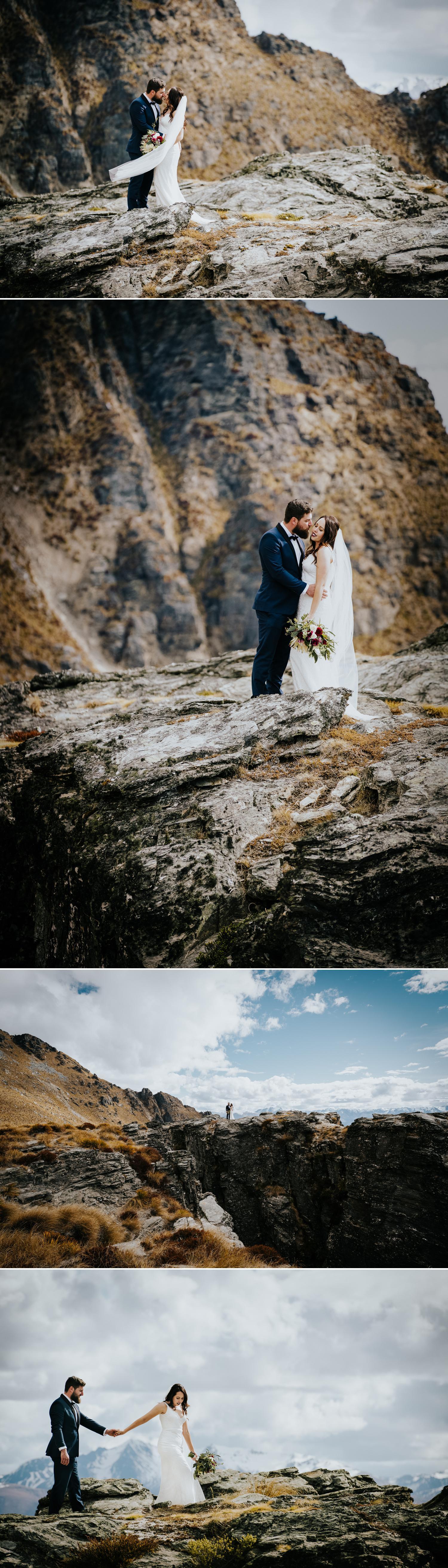 Wedding planner Cecil Peak